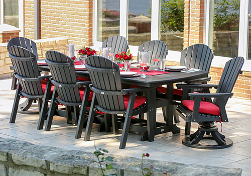Berlin Outdoor Dining Set
