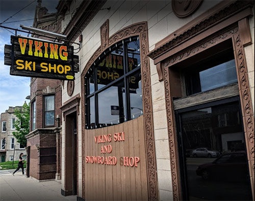 Viking Ski Shop Chicago