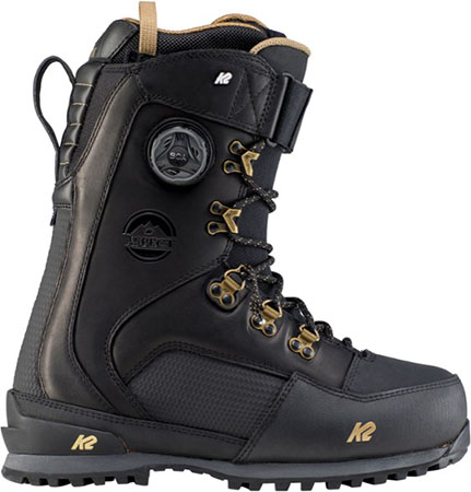 K2 Mens Snowboard Boots