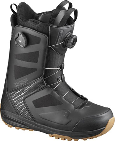 Salomon snowboarding boots