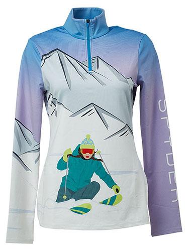 Spyder ski clothes